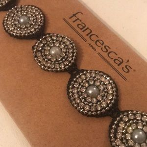 Francesca's headband